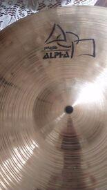 Paiste ride cymbal