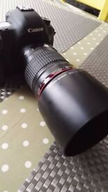 Canon EF Camera Lens 135mm f/2 L USM Ultrasonic