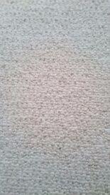 FREE wool carpet, natural colour