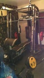 Marcy diamond elite Smith machine multi gym