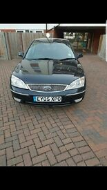 FORD MONDEO 1.8 2005 petrol Family car 4 Owners, Part service history, Next MOT due on 01/05/2017