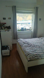 Nice bedroom with double bed and own bathroom for young professional