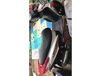 125cc SYM scooter