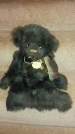 Charlie bear Cody.