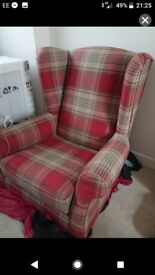 Next Sherlock Grande Armchair
