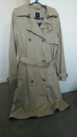 Ladies gap trench coat