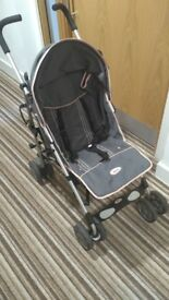 Foldable pram in good condition!