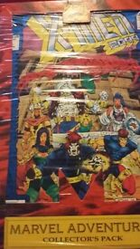 16 marvel comic collectors packs