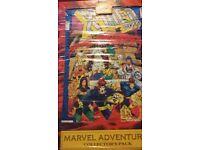 16 marvel comic collectors packs
