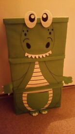 Dinosaur Stackable Storage Boxes