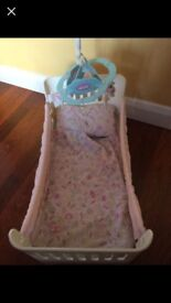 Baby Annabelle cot bed
