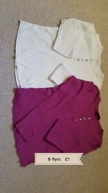 Girls clothes various sizes