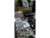Playstation 3 plus 10 games