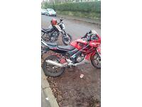 Honda cbr 125 07 open to trade