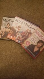 Miranda dvd bundle