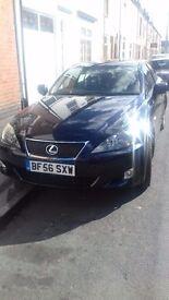 Lexus IS 220d 2007 (56 plate)