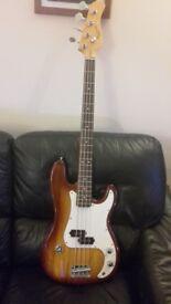 Riverside Bass Guitar