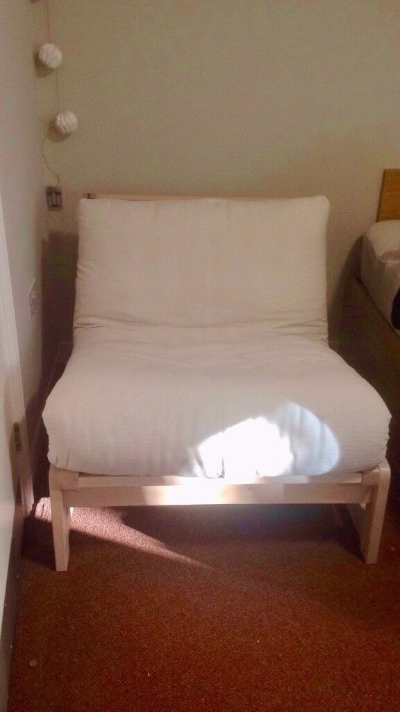 Chair-bed in good condition for sale