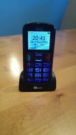 TT200 TTFONE MERCURY 2 Mobile Phone (Unlocked Sim Free)
