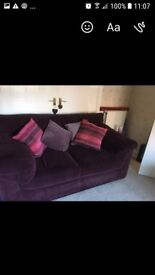 Next 2 seater sofa excellant condition