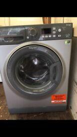 Hotpoint Graphite 7kg Washing Machine New and Unused