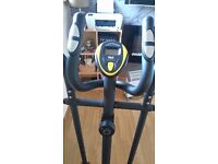 Cycle/cross trainer