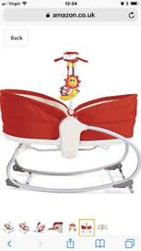 Baby Napper 3 in 1 rocker ( Tiny Love) excellent condition with box