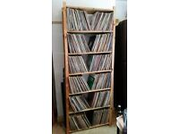 "DJ 12"" VINYL COLLECTION early 90s to early 00s - 1300+ 12"" records."