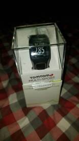 TomTom multi sports watch