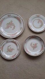 dinner plates & bowls