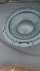 Mission 8'' speaker deivers