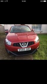 Nissan qashqai for sale,(no offers please)
