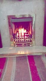 INSET FIRE - IMMACULATE CONDITION, ALMOST LIKE NEW