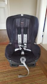 Isofix Romer Britax car seat