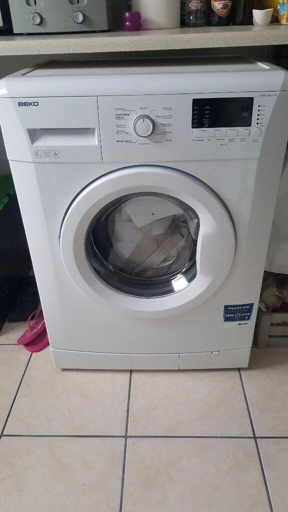 broken washing machine for sale