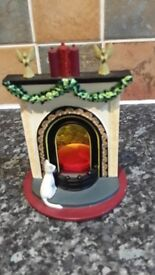 TEA LIGHT FIRE PLACE