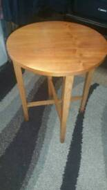 Dining /lounge side table for sale