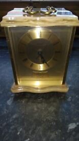 Staiger Tempus fugit standing clock in good used condition can deliver or post