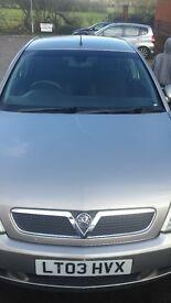 2003 2.0 Diesel Vauxhall Vectra