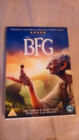 BFG & How To Train Your Dragon - DVDs
