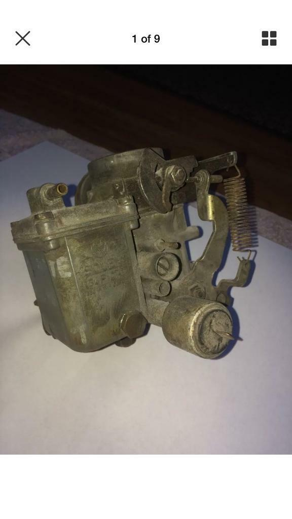 Classic VW Beetle / Type 2 Solex 34 Pict-3 Carburettor | in East Kilbride,  Glasgow | Gumtree
