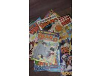 Vintage Dandy and Beano Comics