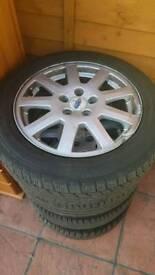 Ford 15inch alloys