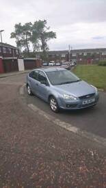!!VERY CLEAN AND TIDY 2006 FORD FOCUS 1.6 PETROL LOW MILES 81K BARGAIN £995!!