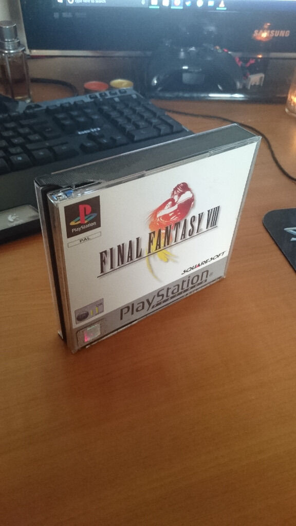 final fantasy VIIIin Haymarket, EdinburghGumtree - Final Fantasy VIII, all four discs are there but no manual and the case could do with being replaced. Inserts are fine though