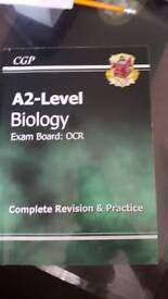 A2 level Biology OCR revision and practice