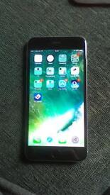 iPhone 6 Plus 128gb on o2