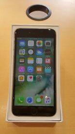 iphone 6 Plus 16GB Silver Grey Unlocked with Box