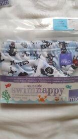 Reusable bambino mio swim nappies