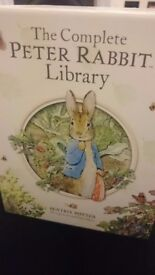 The Complete Peter Rabbit Library Box Set by Beatrix Potter